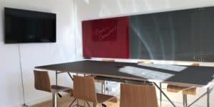 Foto des Besprechungsraums von Berlin Consulting